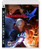 Devil May Cry 4 [русская документация] (PS3)